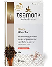 Teamonk Kimaya Silver Reeti white tea variation
