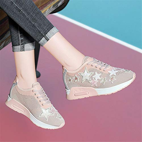 Corsa Sneakers Ginnastica Da Academy Sportive B Scarpe Casual New Air Cushion Yan 2019 Donna Mesh dvnqOH