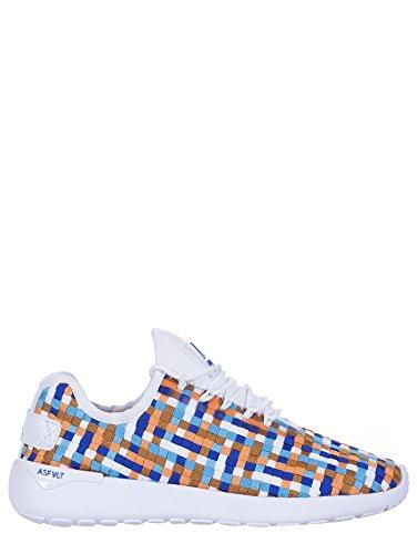 Asfvlt - Zapatillas de Material Sintético para mujer multicolor multicolor