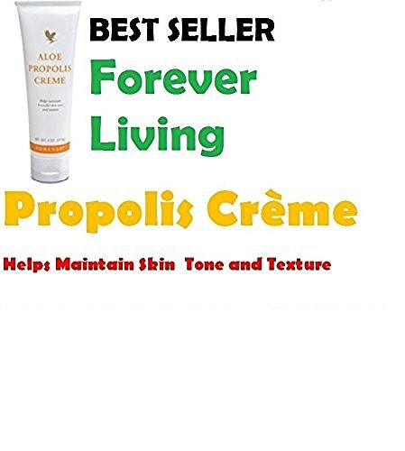 Forever Living Propolis Creme (4 Ounce Tube) (3 Propolis Ointment)