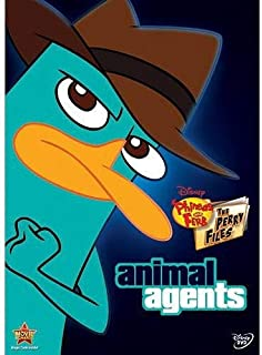 Amazoncom Phineas And Ferb The Perry Files Two Disc Combo Dvd