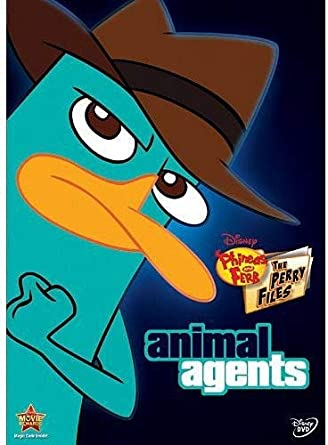 Amazon com: Phineas & Ferb: The Perry Files - Animal Agents
