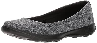 Skechers Unisex-Adult 15392 Go Walk Lite - 15392 Black Size: 6