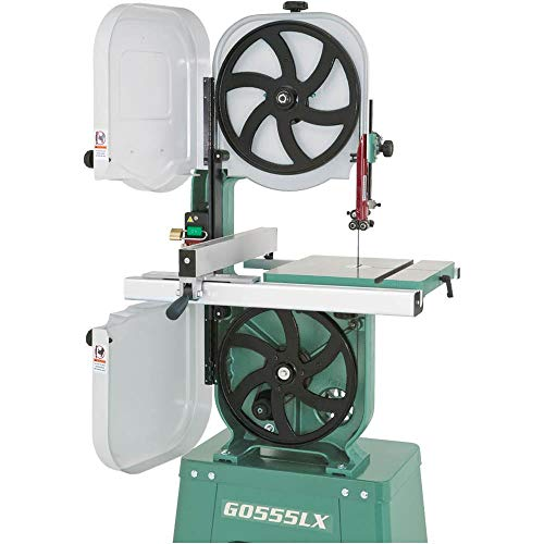 Grizzly G0555LX Deluxe Bandsaw, 14""
