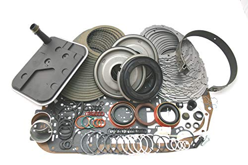 Chevy 4L80E Transmission Master Level 2 Overhaul Kit ()