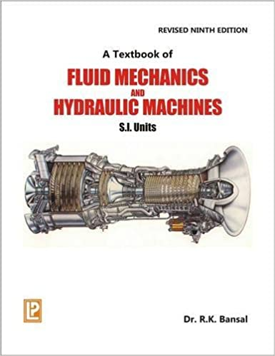 Fluid Mechanics Bansal Ebook