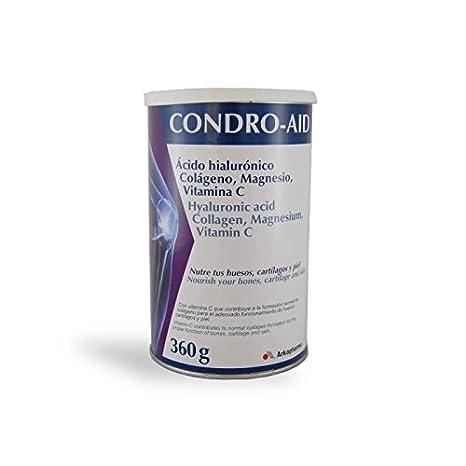 Arkopharma Condro-Aid Ácido hialurónico, Colágeno, Magnesio y Vitamina C
