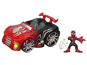 Amazon.com: Superhero Squad Cruisers Action Figure Vehicle