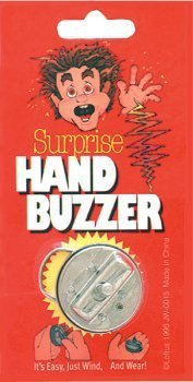 Loftus Surprise Hand Buzzer