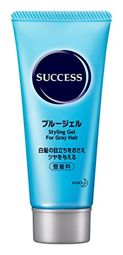 Kao SUCCESS BLUE Hair styling Gel - 100g