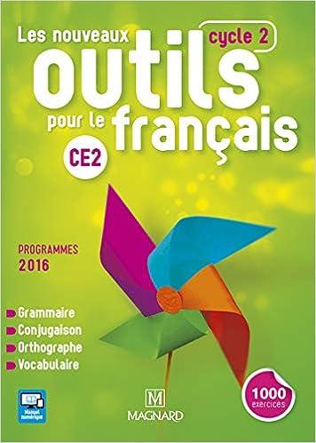 Amazon Fr Les Nouveaux Outils Pour Le Francais Ce2 Cycle 2