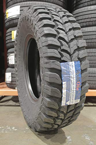 Road One Cavalry M/T Mud Tire RL1261 265 75 16 LT265/75R16, E Load Rated