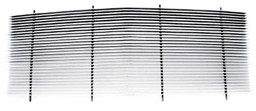 orizontal Aluminum Polished Finish Billet Grille Insert for GMC Pickup Suburban Yukon (Pickup Polished Billet Insert)