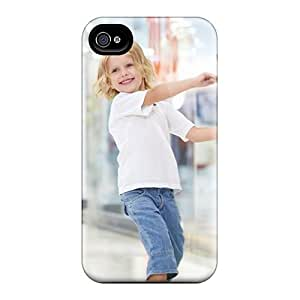 Pretty JFv30965YtPv Iphone 6 Cases Covers/ Child Shopping Bags Happiness Series High Quality Cases