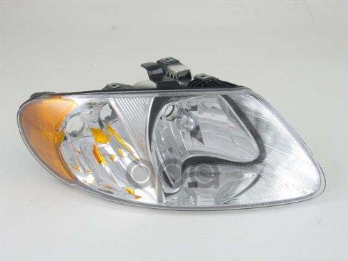 (Eagle Eyes CH2503129V CS090-B001R Chrysler Passenger Side Head Lamp Assembly)