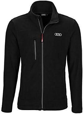 noire Veste polaire pour homme Audi quattro