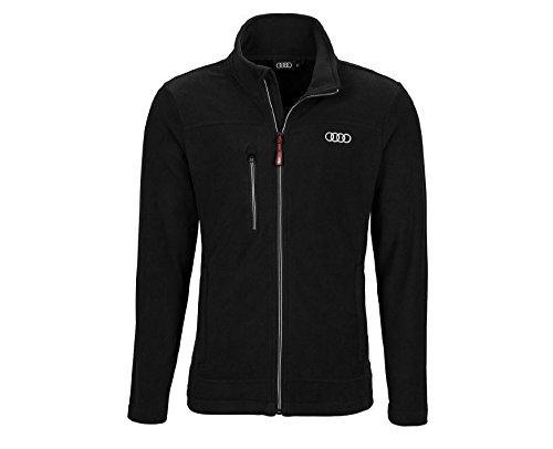 Audi Veste polaire pour homme, noir, S, 3131701902 Audi Sport GmbH