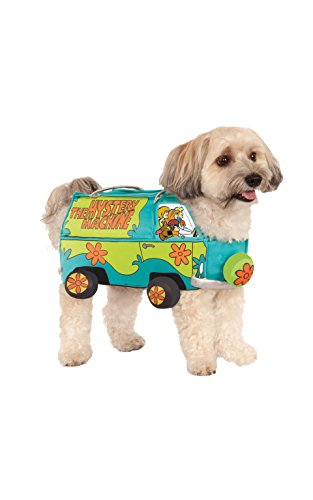 Scooby-Doo The Mystery Machine Pet Suit, Medium - Daphne Shaggy Costumes