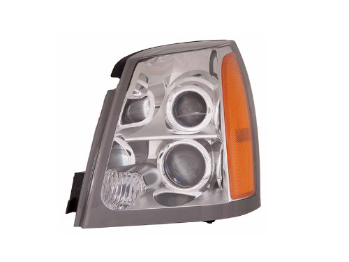 cadillac-srx-04-05-06-07-08-09-halogen-head-light-lamp-with-bulb-lh-15926967