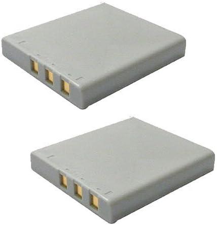 2個セット MINOLTA/ ミノルタ NP-1 互換 バッテリー