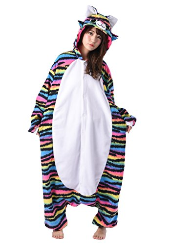 Sazac Cat Rave Kigurumi (Adults,