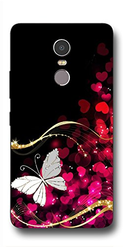 new style 667f1 b1fae SEI HEI KI Designer Back Cover for Lenovo K6 Note - Multicolor