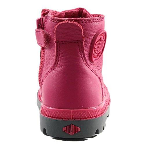 Palladium Pampa Hi Z Vl B - Zapatos de primeros pasos Bebé-Niños Rose