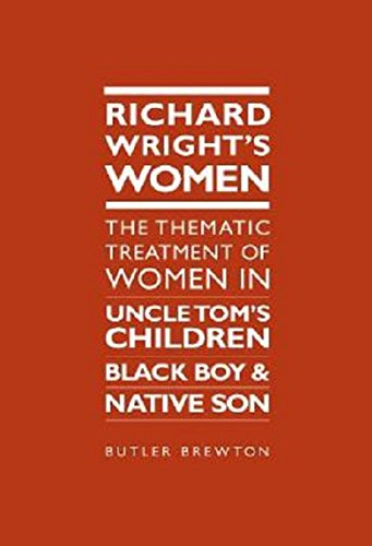 Amazon richard wrights women the thematic treatment of women richard wrights women the thematic treatment of women in uncle toms children black boy fandeluxe Images