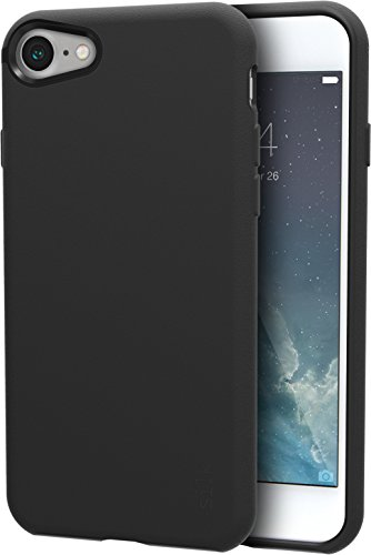 (Silk iPhone 8 / iPhone 7 Slim Case - Kung Fu Grip [Lightweight + Protective] Thin Cover for Apple iPhone 7/8 - Black Tie Affair )