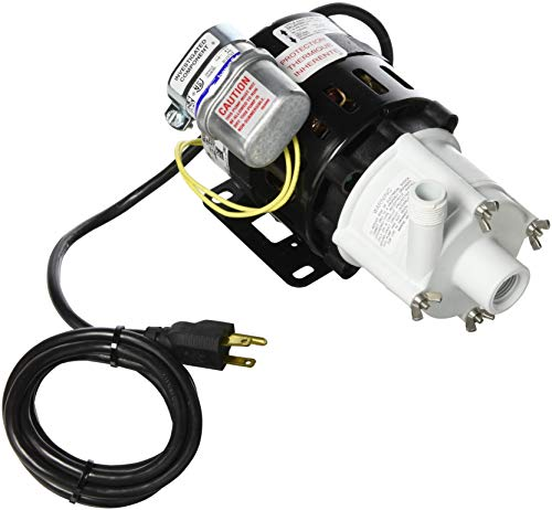 Little Giant 583002 5-MD 905 GPH - Magnetic Drive Pump, 6' Power Cord ()