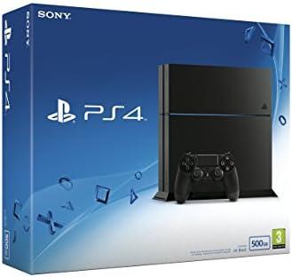 PlayStation 4 - Consola 500 GB + Mando Inalámbrico DualShock 4: Amazon.es: Videojuegos