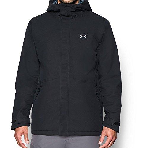 Under Armour Outerwear Men's CGI Powerline Ins Jacket, X-Large, Black