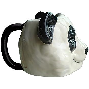 Westland Giftware Panda Ceramic Mug, 20 oz, Multicolor