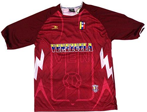 Venezuela Soccer Jersey (Venezuela Country Soccer Jersey