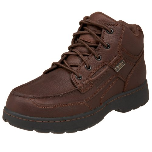 Irish Setter Men's 3835 Countrysider Waterproof Chukka Casual Shoe,Brown Full Grain Leather,10.5 D ()