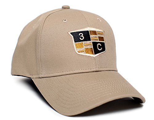 (Seal Team 3 Platoon Charlie Bradley Cooper Movie Cap Hat Fitted Khaki Small)