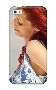 For Iphone Case, High Quality Ariel With Floral Top For Iphone 5c Cover Cases