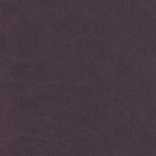 Thai Solid Colored Mulberry Paper (All Colors) - Thai Solid Colored Mulberry Paper- Eggplant 25x37