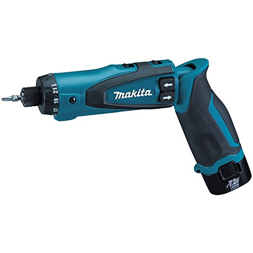 Makita DF010DSE 7.2-Volt Lithium-Ion Cordless Driver-Drill Kit with Auto-Stop Clutch (Discontinued by Manufacturer)