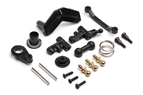 Hpi Servo Mount (HPI 105517 Steering Servo Mount/Servo Saver Set Recon by HPI)