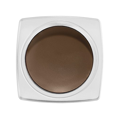 - NYX PROFESSIONAL MAKEUP Tame & Frame Brow Pomade, Brunette, 0.18 Ounce