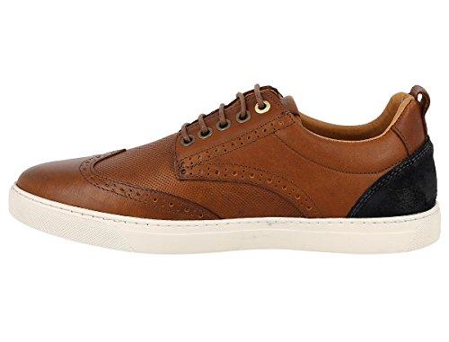 Pantofola dOro Molfetta Sneaker, Herren, EUR 42, Weinbrand