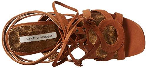 Mocha Vincent Pembroke Cynthia Cynthia Vincent Sandal Womens Dress 1w06Sq