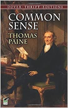 Book Common Sense (Dover Thrift Editions) by Thomas Paine unknown edition (Textbook ONLY,)