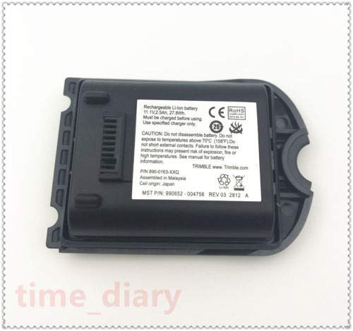 New Battery Pack for Trimble TSC3,TDS Ranger 3 Data Collector,Spectra