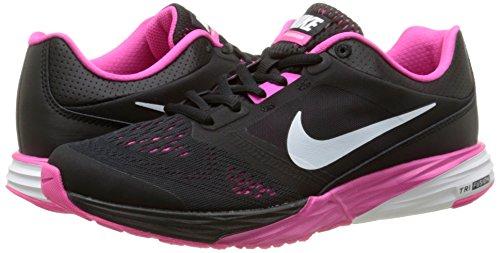black Nike Tri Fusion white 001 Run Nero Running Foil Donna pink Da Scarpe BB8wq