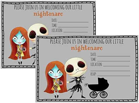 Amazon Com Silly Goose Gifts Nightmare Before Christmas Birthday