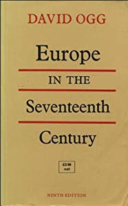Paperback Europe in the seventeenth century Book