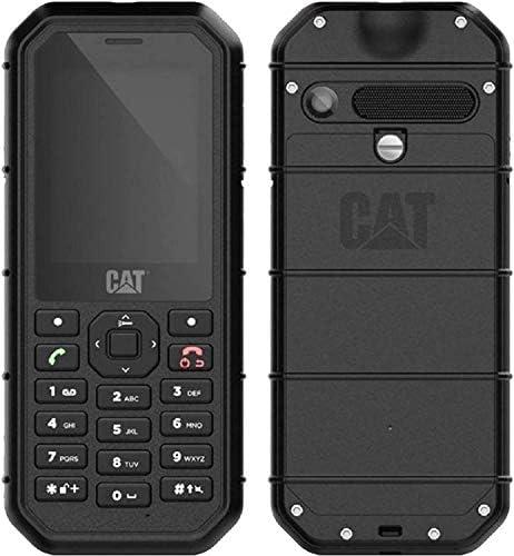 CAT B26 Dual Sim Rugged Phone (GSM Only, No CDMA) Factory Unlocked 2G GSM (Black) WeeklyReviewer