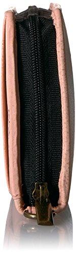 Womens Vintage By Garden Handpainted Women's Leather Anuschka Anna Wristlet Clutch Ladies Zxa6wdd